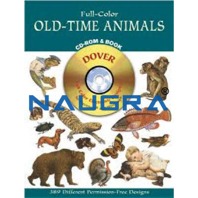 Animals CD Rom
