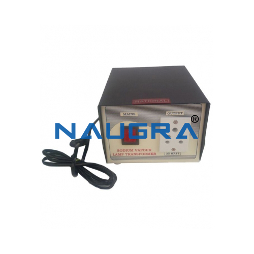 Educational Lab Sodium Vapour Lamp with power supply