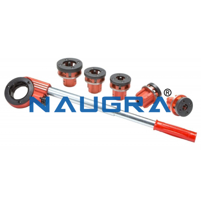Pipe Threading Tool
