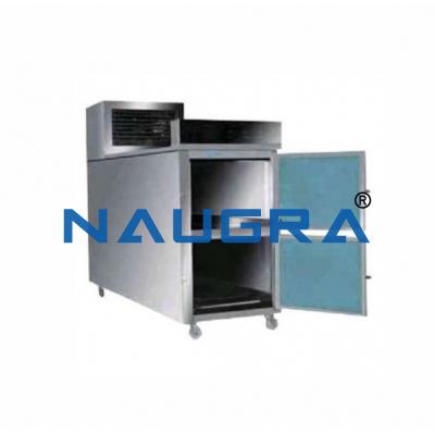 Naugra Lab Mortuary Chamber