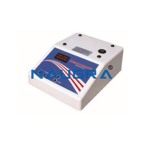 Educational Lab Haemoglobin Meter, Microprocessor Based