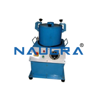 Bitumen/Centrifuge Extractor - Motorized
