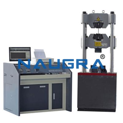 600 Kn Electro-Hydraulic Universal Testing Machine