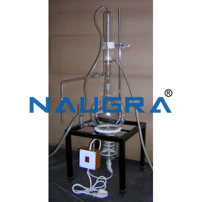 Naugra Lab Distillation Apparatus All Glass