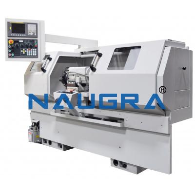 CNC Semi Production Lathe