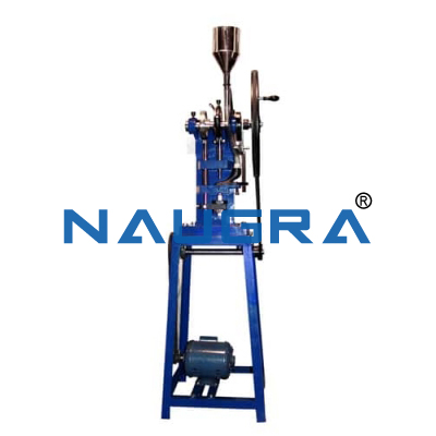 Naugra Lab Tablet Making Machine Motorised