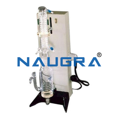 Naugra Lab Quartz Distillation Apparatus