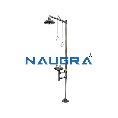 Eyewash and Safety Shower NEI 200