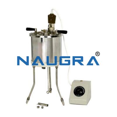 Naugra Lab Saybolt Viscometer Apparatus