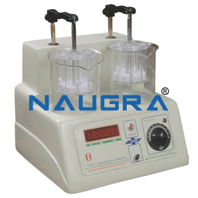 Naugra Lab Disintegration Test Apparatus