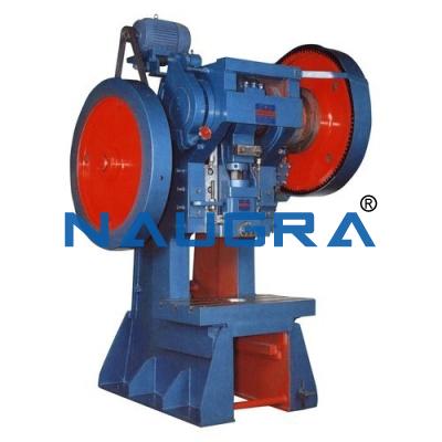 Pillar Type Heavy Duty Power Press