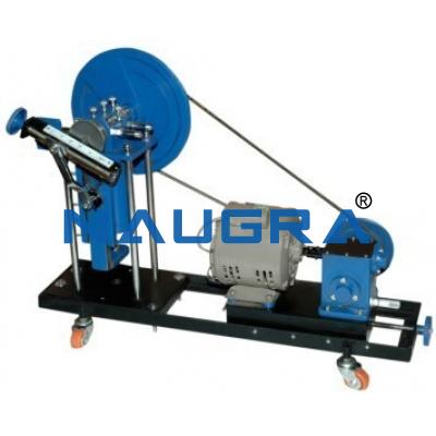 Naugra Lab Respiration Pump