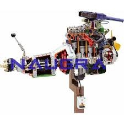 Carburettor Cutaways