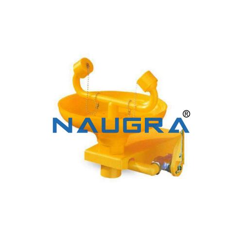 Eyewash and Safety Shower NEI 100