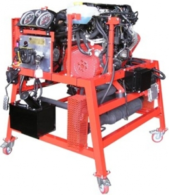 Diesel Engine Rig Vauxhall Opel CDTI 1.9 with CAN Bus