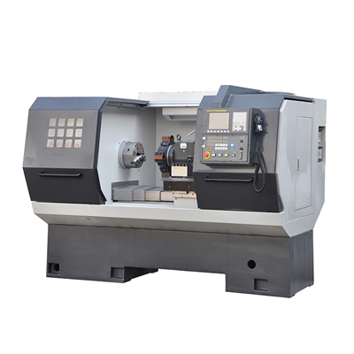 CNC Lathe Machine with Cabinet & PC