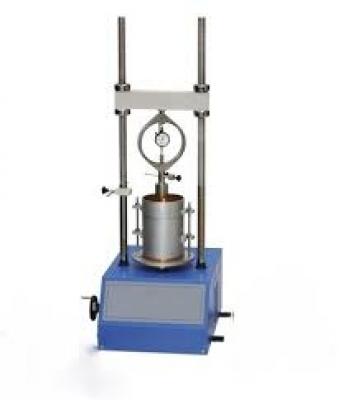CBR Apparatus Manually operated
