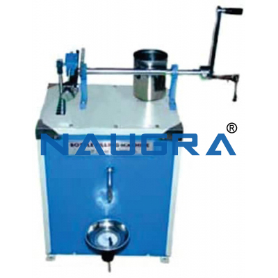 Naugra Lab Bottle Filling Machine