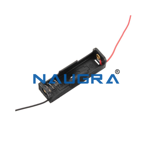 School Lab Single Battery Holder
