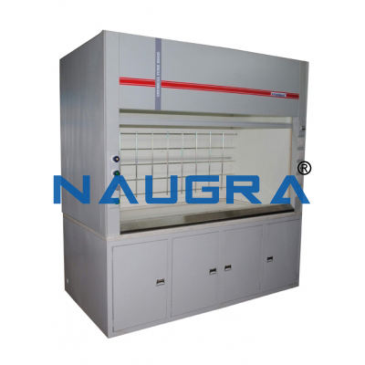Naugra Lab Fume Hood Deluxe Model