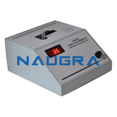 Naugra Lab Digital Photo Fluorometer