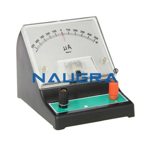 Educational Lab Galvanometer, DC