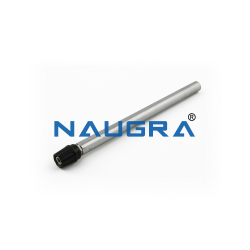 School Lab Iron Electrode Rod