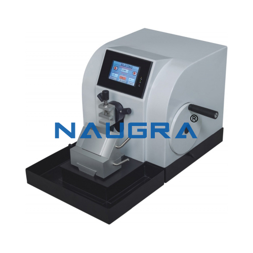 Microtomes Lab Semi Automatic Rotary Microtome
