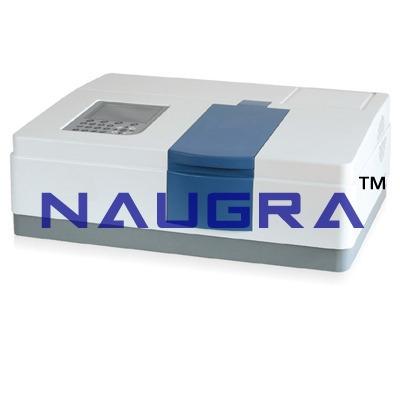 Naugra Lab Microprocessor UV-VIS Spectrophotometer