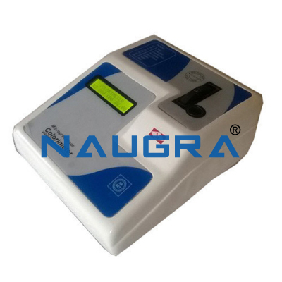 Naugra Lab Microprocessor Photo Colorimeter