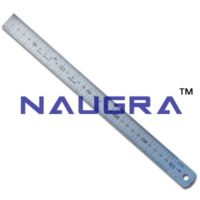 Metric Metal Ruler