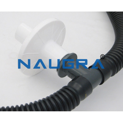 Adaptor for Disposable Breathing Filter