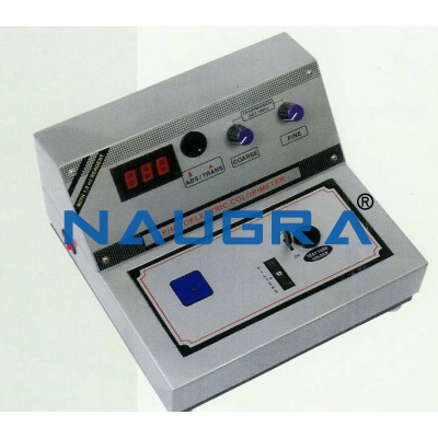 Naugra Lab Digital HB Reader LCD Alpha Numeric
