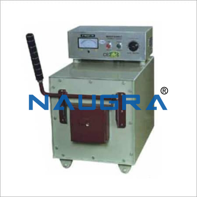 Naugra Lab Rectangular Muffle Furnace Laboratory Model