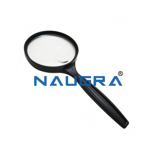 School Lab Handheld Magnifier