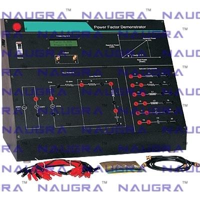 Power Factor Demonstrator Trainer