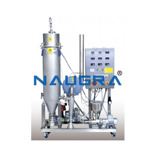 Naugra Tall Form Spray Dryer and Chiller
