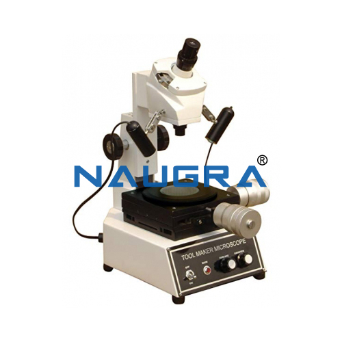 Tool Maker MicroscopeNaugra Tool Maker Microscope