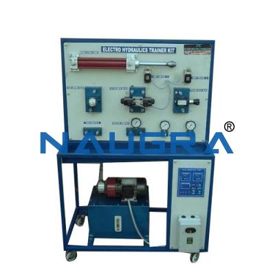 Naugra Lab Electro-Hydraulic Trainer