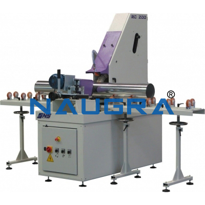 Centreless Type Abrasive Grinding & Polishing Machine