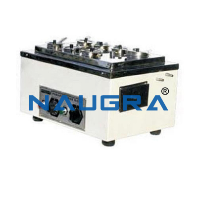 Naugra Lab Water Bath Paraffin