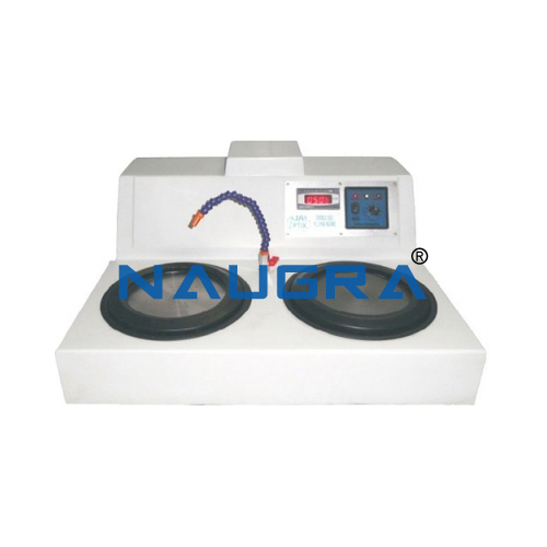 Naugra Digital Polishing Machine Table Top