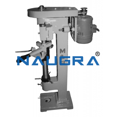 Top & Bottom Can Seaming Machine