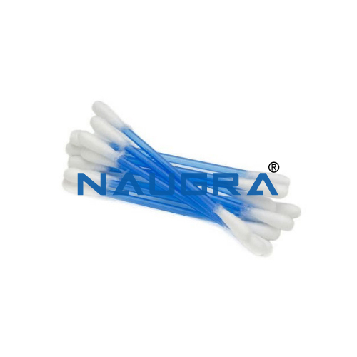 Educational Lab Cotton Swabs