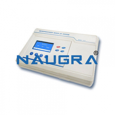Naugra Lab Microprocessor pH Meter