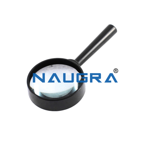 Biology Lab Magnifier Reading Glass 75mm