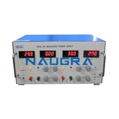 Educational Lab DC Regulated Power Supply