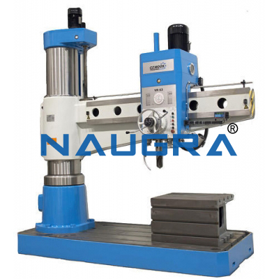 CNC Radial Arm Drilling Machine