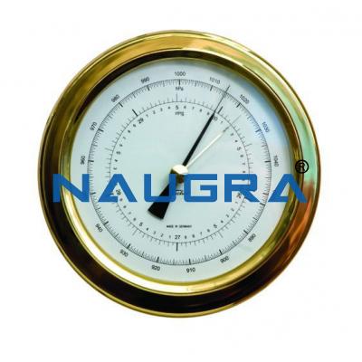 Barometer Aneroid Wall Mounting