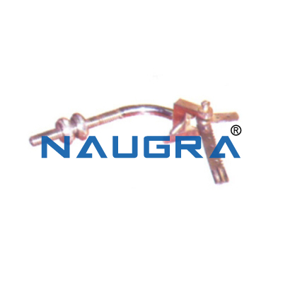 Naugra Lab Myographic Lever